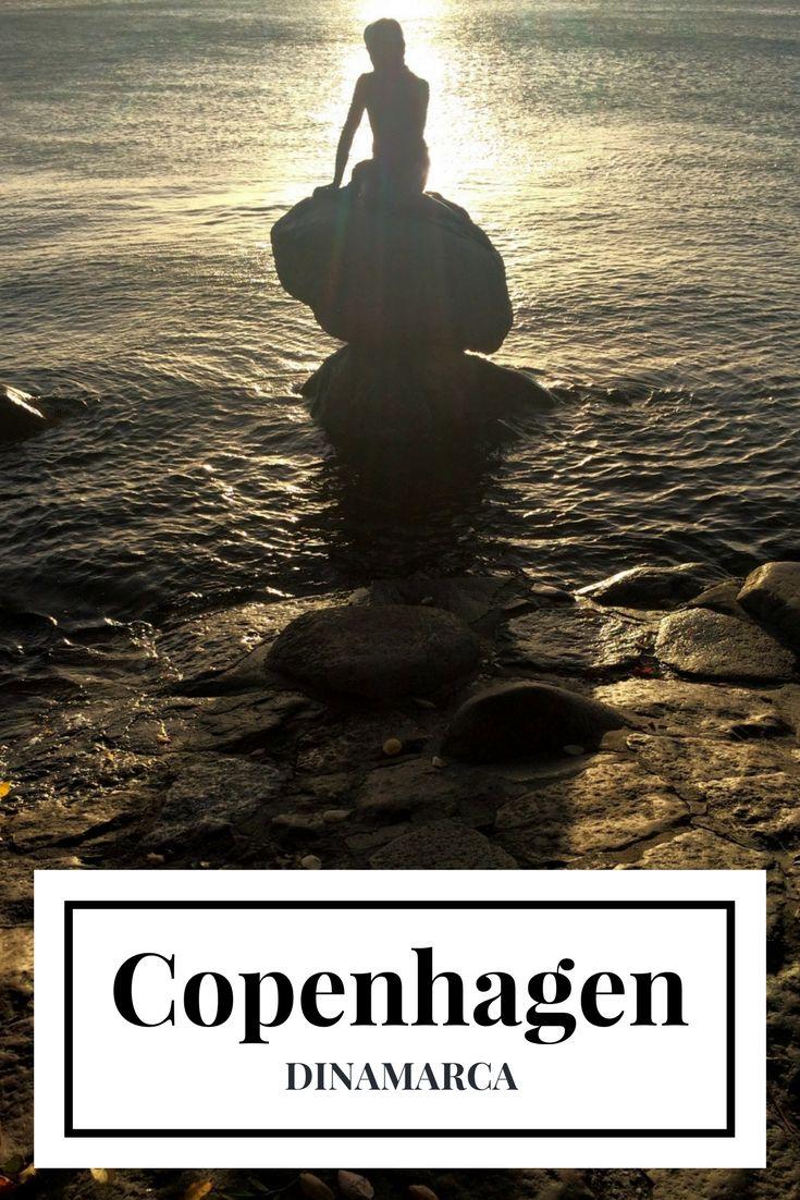Copenhagen, capital da Dinamarca, dicas de hospedagem, principais pontos turísticos e curiosidades, incluindo a famosa estátua da Pequena Sereia | Copenhague, Copenhaga, Denmark, København, The Little Mermaid