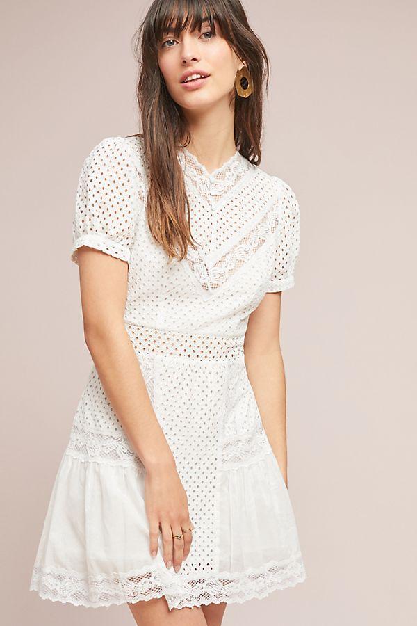 8a83de9dcb51 Slide View: 1: Menton Eyelet Dress | Clothes | Eyelet dress, Dresses ...