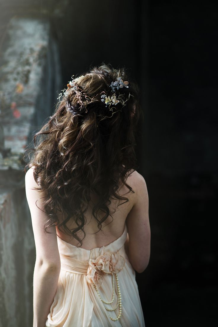 Image byRebekah J Murray Photography - A bridal inspiration shoot inspired by the book 'A Little Princess'. Creating beauty in the face of sadness in a 1900s clock tower.