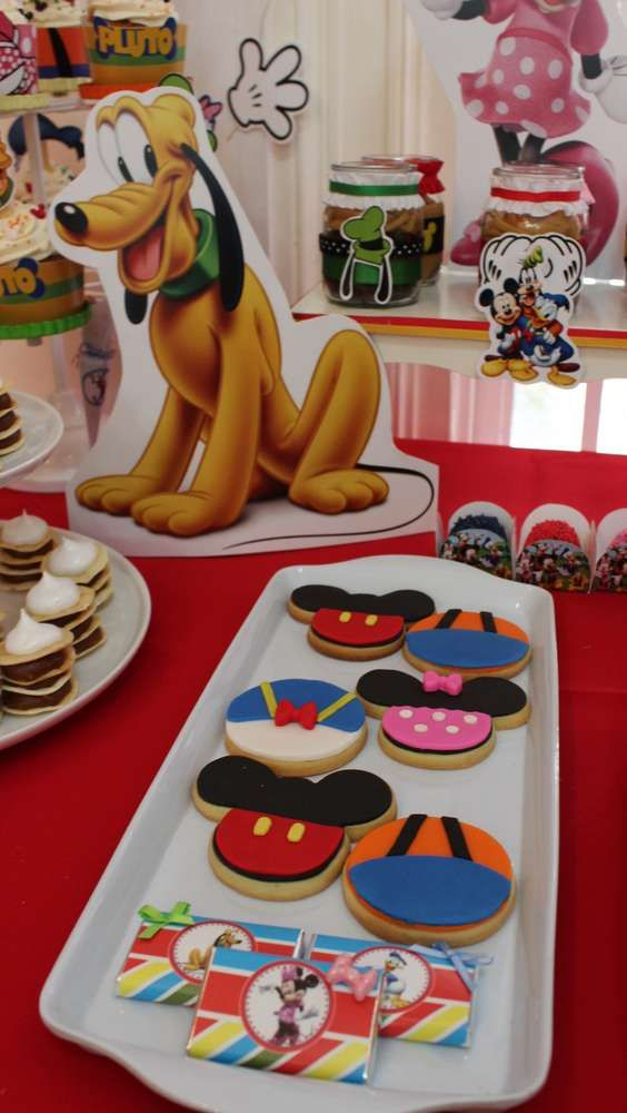 Mickey Mouse Birthday Party Ideas | Photo 3 of 20