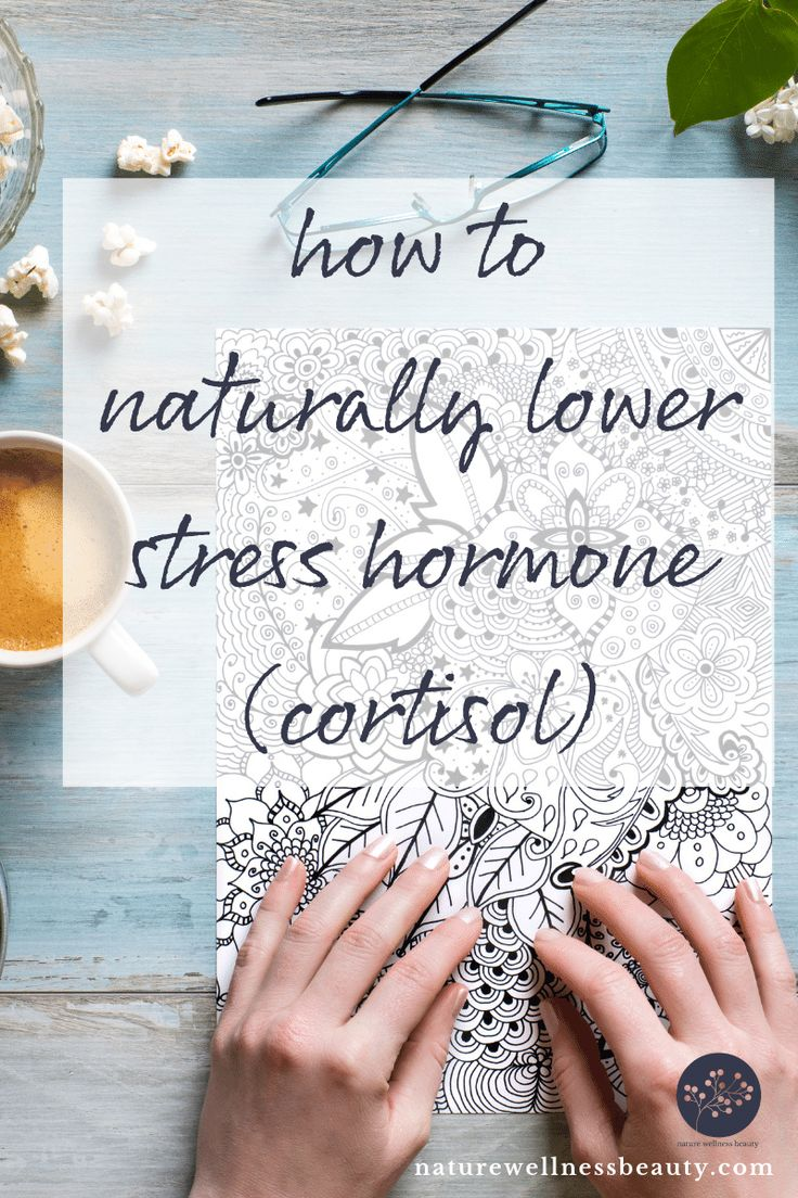 How to Naturally Lower Stress Hormone (Cortisol