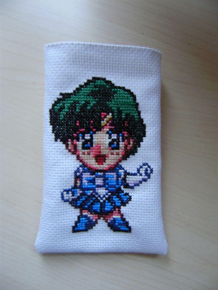 Sailor Mercury http://animestitchblg.wordpress.com/2014/03/16/018-sailor-mercury/