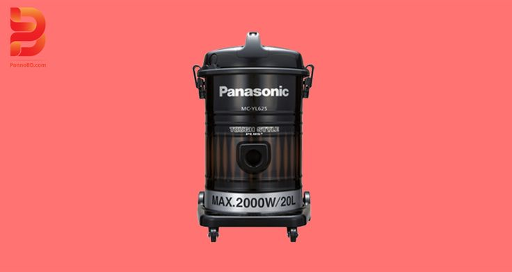 ✽PANASONIC VACUUM CLEANER MC-YL625 ✽Price : TK 14,520.00 ✽Key Feature - ✽Color Multi Consumption ✽Energy 220 Volts ✽Weight in Package KGs N/A ✽Powerful: Max 2000 W ✽Dust Capacity Large 20 L ✽1 Years' Service Warranty. ☎ :Contact -01872696793 ,0187696796. ☛ Please Visit us /www.ponnobd.com