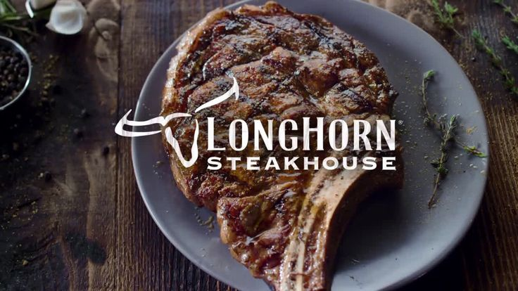AbanCommercials: LongHorn Steakhouse TV Commercial  • LongHorn Steakhouse advertsiment  • LongHorn Favorites • LongHorn Steakhouse LongHorn Favorites TV commercial • At LongHorn Steakhouse, tonight's Special is LongHorn Favorites. Our juicy, fire-grilled Outlaw Ribeye, hand-cut LongHorn Salmon with bourbon marinade, and Parmesan Crusted Chicken topped with a Parmesan and garlic cheese crust. You Can't Fake Steak. • At Longhorns, We Know Steak And We Know Lobster • Tonights Special Is The…