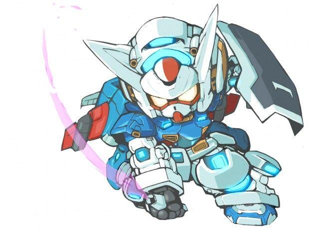 日本插畫家7 2號 Q版機械人反作品分享 Robots Drawing Zelda