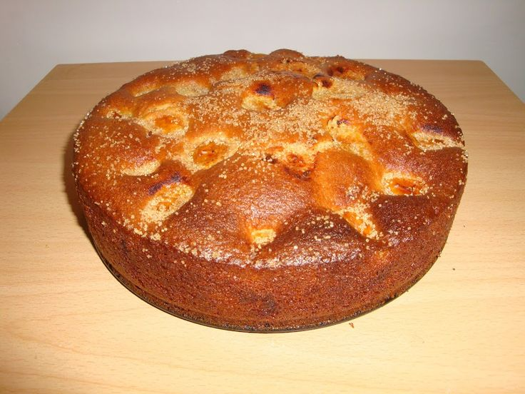 Gâteau à l'huile d'olives et aux nèfles | Tizi Cooks