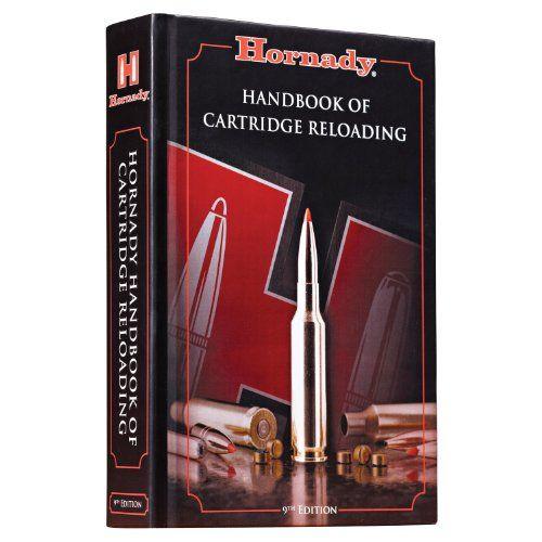 Hornady 9th Edition Handbook of Cartridge Reloading Hornady http://www.amazon.com/dp/B00A95QWGM/ref=cm_sw_r_pi_dp_PhURtb14837QD6MV