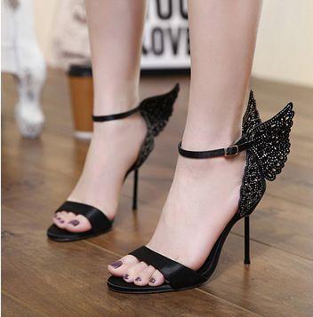 ffdfd87c9b26 Cheap sandals high heels