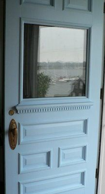 fixing up an old house - --  A Coastal New England Dutch Colonial Home: Old Wood Floors Windows Doors and Misc