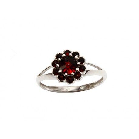 prsten     159 Rh/Ag925