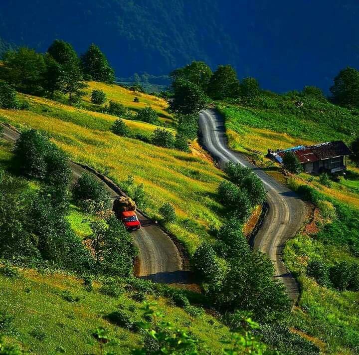 Dernekpazarı, Trabzon ⛵ Eastern Blacksea Region of Turkey ⚓ Östliche…