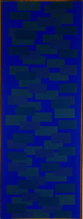 Number 15 - Ad Reinhardt, Albright-Knox Art Gallery, Buffalo, NY