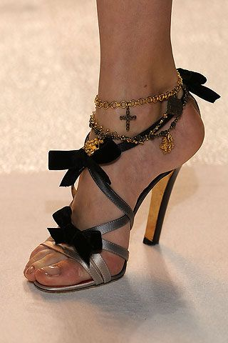 Christian Lacroix Wedding Shoes