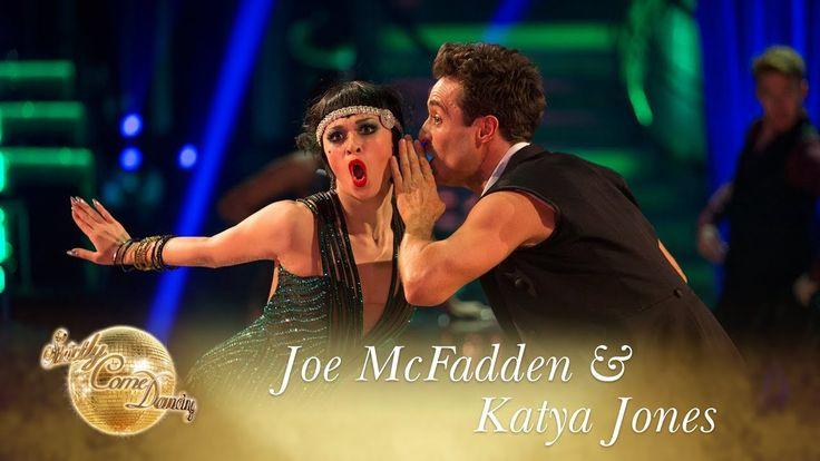 Joe and Katya Samba to 'Money Money' from Cabaret - Strictly Come Dancin...