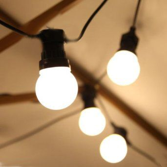 LAMPKI_żarówki_PARTY_ŁAŃCUCH _girlanda_LED_10szt.