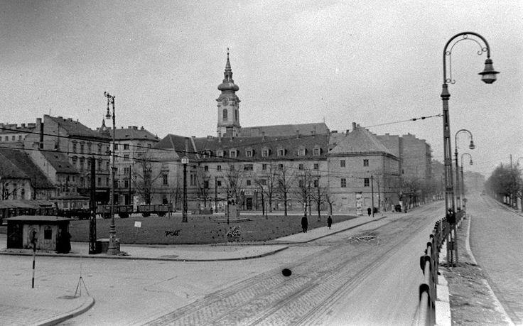 Batthyány tér forrás: Vissza a múltba