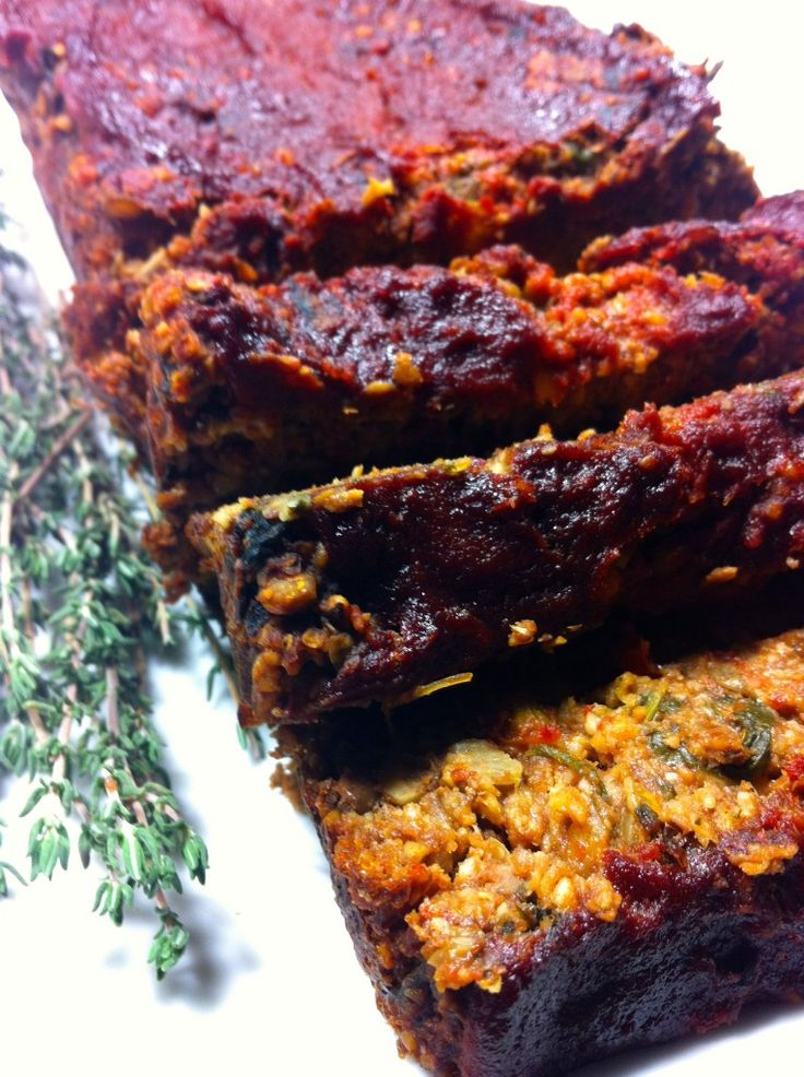 so vegan herb bread ultimate vegan lentil walnut loaf recipes dishmaps ...