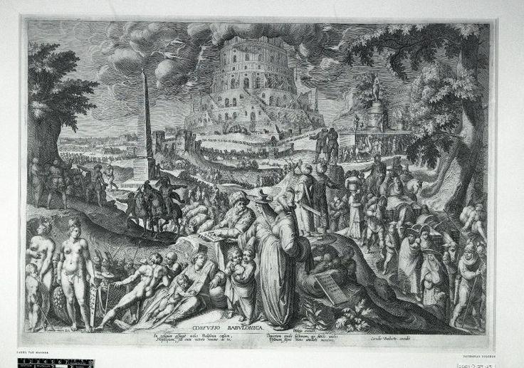 marinni   Вавилонская башня.Часть1. Графика.