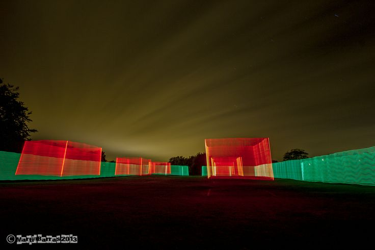 Mart Barras - Light Painting - Remains Of The Day - Canon EOS 550D - 3/08/2013
