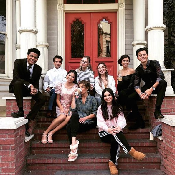 Fuller House Series Finale Photos In 2020 Fuller House Fuller House Cast Fuller House Netflix