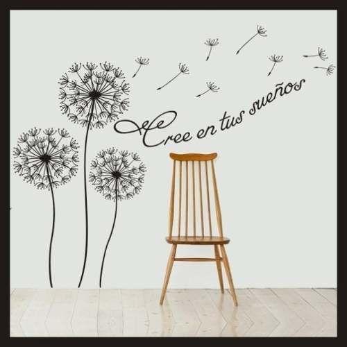 vinilos decorativos línea frases personalizadas. 100 diseños