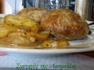 Συνταγές της Ασπρούλας: Μεθυσμένα μπιφτέκια