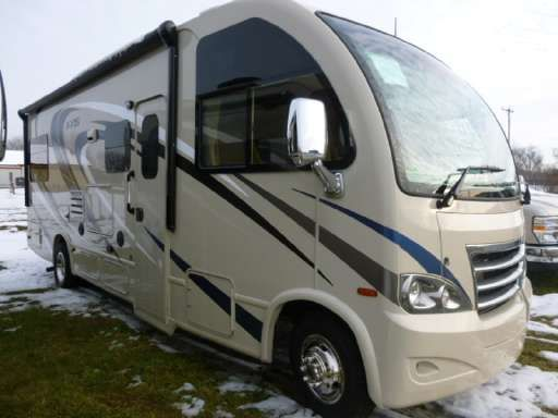 2016 Thor Motor Coach Axis 25 2 In Elkhart In Rvs For