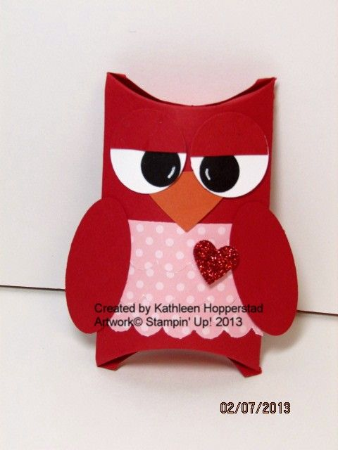 17 migliori immagini su gift boxes su pinterest for Owl pillow box template