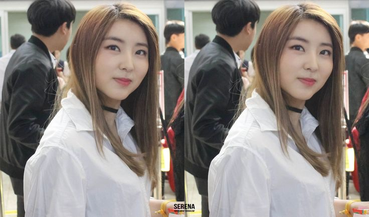 160513 Sohyun at Gimpo Airport | 세레나