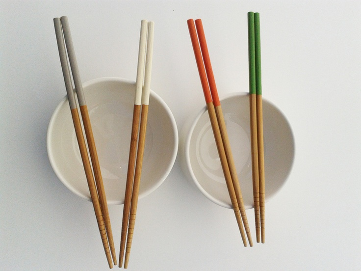 Autumn Harvest Bamboo Chopsticks