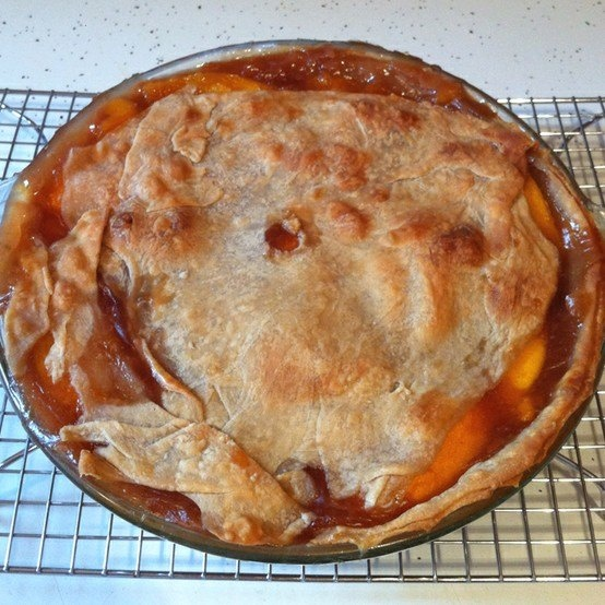 Peach Pie!: Yummy Recipes, Sweet Treats, Yummy Baked, Sweet Tooth, Peach Pies, Peaches, Favorite Recipes, Foods I Ve, Dessert