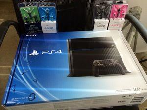 Win Sony PS4 + Bonuses!