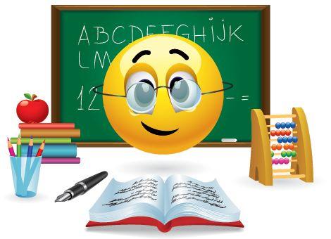 Teacher Emoticon