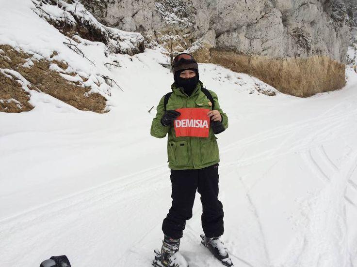 ski Credit: Sorin Fierascu