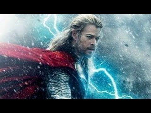 Thor 2 The Dark World Official Trailer (2013) 【HD】