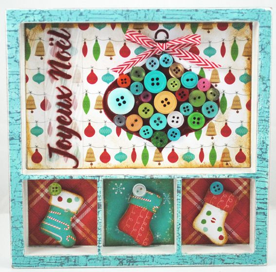 Created by Pam Hornschu with Dreamweaver Stencils and dies, and Buttons Galore & More! #Cre8time, #Stampendous, #DWStencils, #7Gypsies, #MyMindsEye