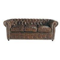 2/3 seater woven Kilim sofa, multicoloured Arlequin | Maisons du Monde