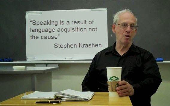 krashen theory of second language acquisition pdf