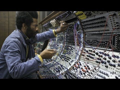Robert Aiki Aubrey Lowe Performance I Resonance I Exploratorium - YouTube