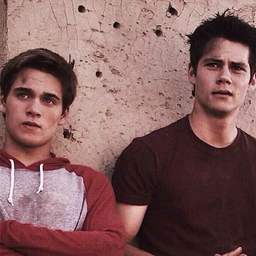 Teen Wolf 4x12 Smoke and Mirrors - Liam Dunbar & Stiles Stilinski> ah the Dylan's  Nothing makes me fall into a hole like these two right here
