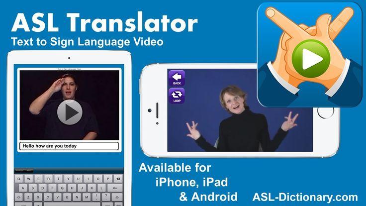 ASL Translator