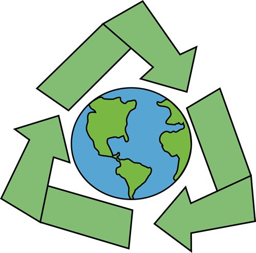 have always recycled and look for ways to be green