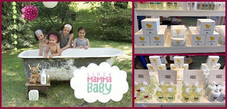 Vieni a scoprire la NUOVA LINEA MAMMA BABY!! Prodotti detergenti - cosmetici sia per bambini che per adulti!!