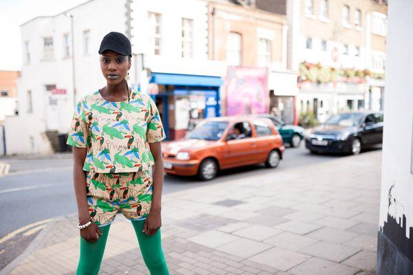 Forest Hill Fashion Week is back! photo by Sara Lipowitz Atteby http://www.london-photographer.biz/