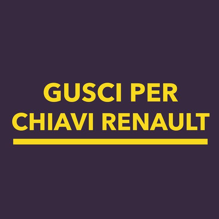 Cover per Telecomandi Renault