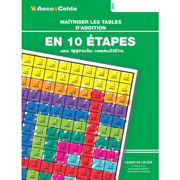 1000 Id Es Sur Le Th Me Tables D 39 Addition Sur Pinterest Jeux D 39 Addition Centres De Maths Et