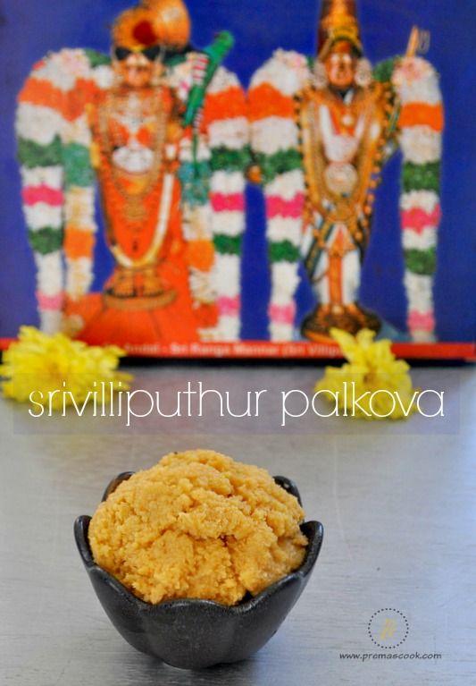 srivilliputhur palkova recipe – TamilNadu specials