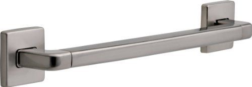Delta Faucet 41918-SS Angular Modern Grab Bar, 18-Inch, Stainless DELTA FAUCET  18″ decorative grab bar 1 1/4″ width Extends 2 3/4″ from wall Concealed mounting 3″ square flanges 18″ decorative grab bar 18″ decorative grab bar 1 1/4″ width 18″ decorative grab bar 18″ decorative grab bar 1 1/4″ width Extends 2 3/4″ from wall 18″ decorative grab bar 18″ decorative grab bar 1 1/4″ width 18″ decorative grab bar 18″ decorative grab bar 1 1/4″ width Extends 2 3/4″ from wall Concealed mount..