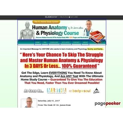 ø The #1 Human Anatomy and Physiology Course ø | Learn About The Human Body With Illustrations and Pictures ø  #BikeRiding #EatHealthyQuotes #Exercise #GetOutAndRun #Health #HealthyMeals #HealthyRecipes #LiveLonger #LoseWeight #LoseWeightInAWeek #WeightLoss http://ift.tt/2tTd8hO