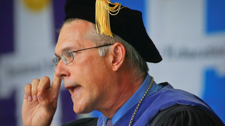 Hoping to Move Past Scandal City College Names Permanent President